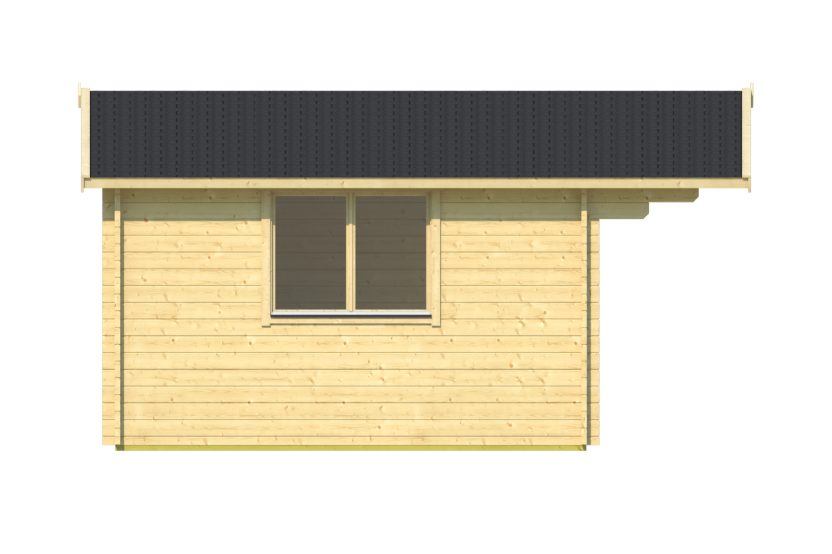 Hawkesbury 44 - a simple stylish outback cabin